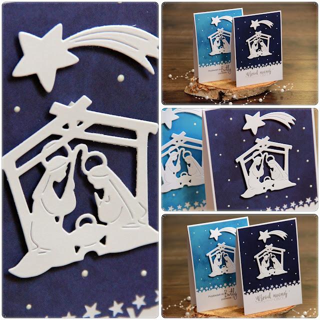 Minimalizm na Boże Narodzenie - kartki z napisami free