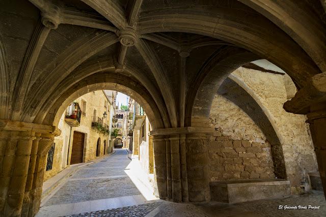 Calaceite - Matarraña, Teruel