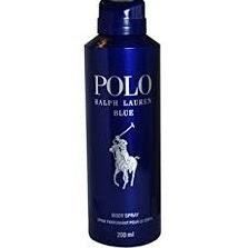 Polo Blue by Ralph Lauren body spray for men