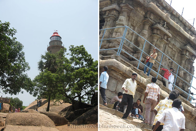 Light Houses of Mahabalipuram New & Old
