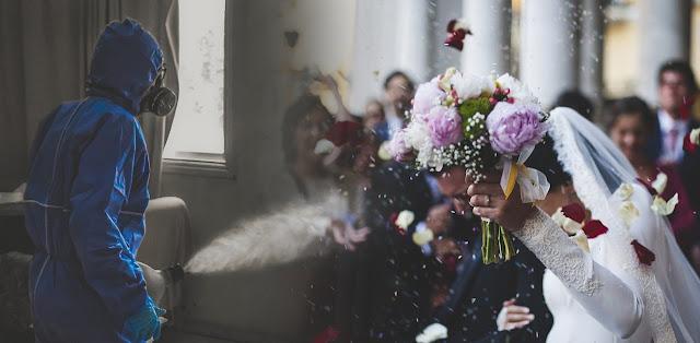 Κορονοϊός: «Βόμβα» διασποράς του ιού ο γάμος στη Θεσσαλονίκη - Τουλάχιστον 300 καλεσμένοι.