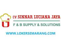 Lowongan Kerja Semarang Driver Viar dan Helper di CV Sinnar Luciana Jaya
