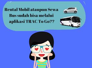 Rental Mobil dan Bus Semakin Mudah Dalam Genggaman