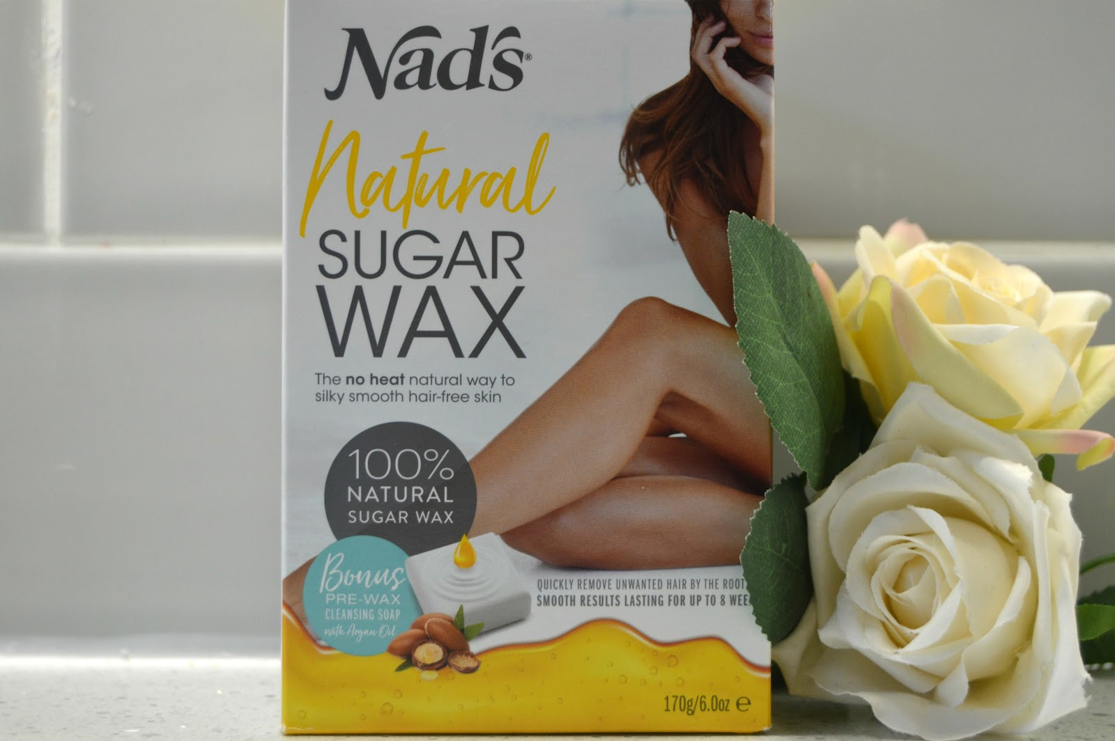 Nad's hair removal products
