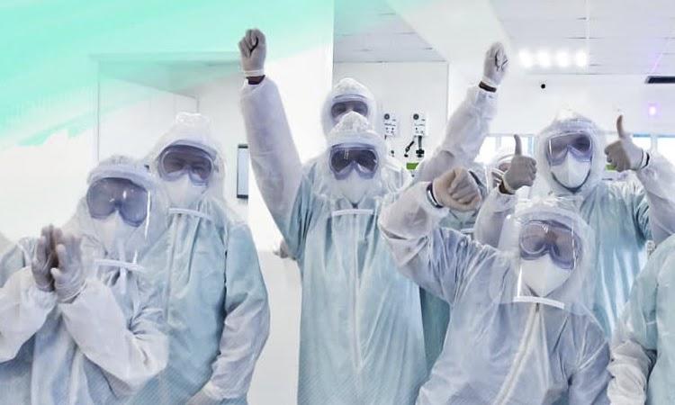 Bahia ultrapassou a marca de 1 milhão de recuperados da Covid-19