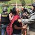 TNI dan POLISI .. Akhirnya berhasil mengevakuasi 345 warga desa Kimberly dan Utikini