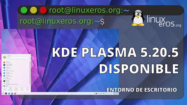 KDE Plasma 5.20.5, esto es lo nuevo