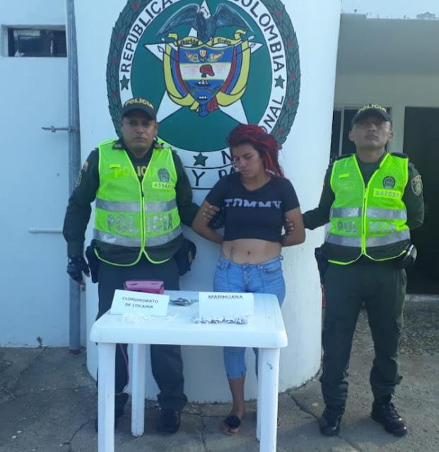 A la cárcel jíbara venezolana que expendía en La Raya -Paraguachón