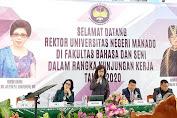 UNIMA Wujudkan Merdeka Belajar dan Kampus Merdeka