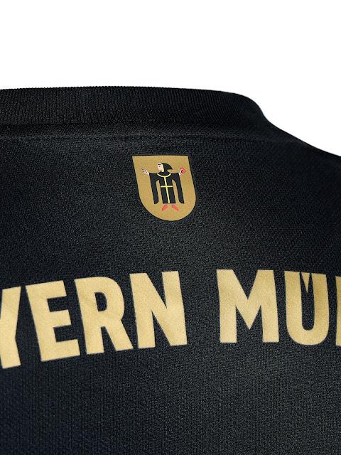 قميص بايرن ميونخ الاحتياطي الجديد 2022