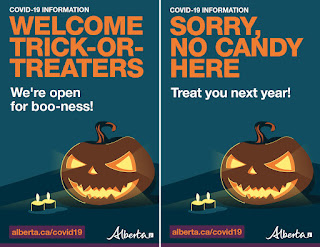 Image: Alberta Posters: Sorry, No Candy Here (PDF, 90 KB)