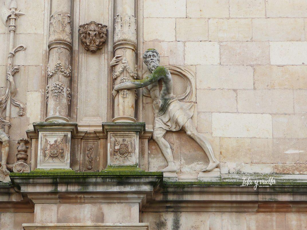 Planes Ciudades Patrimonio detalle Universidad Alcalá