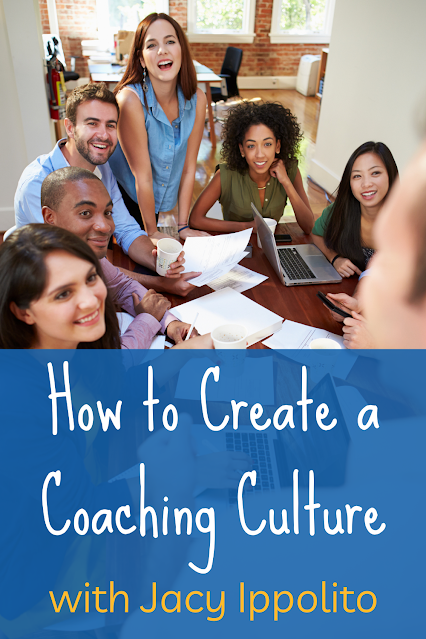 """Does your school lack a strong coaching culture? Professor Jacy Ippolito joins me on the podcast to discuss the impact of the principal-coach relationship on creating a culture of coaching. We talk about defining the role of an instructional coach, creating a menu of coaching services, and designing protocols. He explains why coaches should """"manage up"""" when a strong coaching culture is absent. He shares instructional coaching tools to help you reflect on your work and get ready for next year."""