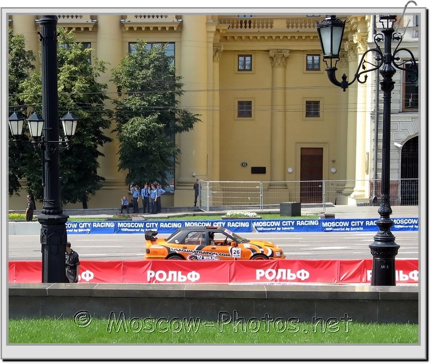 Bavaria Moscow City Racing 2008