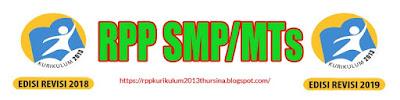 RPP MATEMATIKA SMP Kelas IX Semester 2 K13 revisi