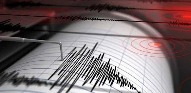 Gempa Magnitudo 6,8 Di Bengkulu Terasa Hingga Pagaralam