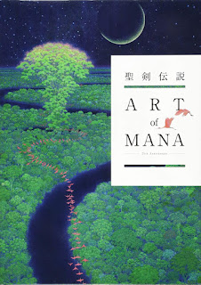 Art of Mana, el libro de arte de la saga Secret of Mana de Square Enix