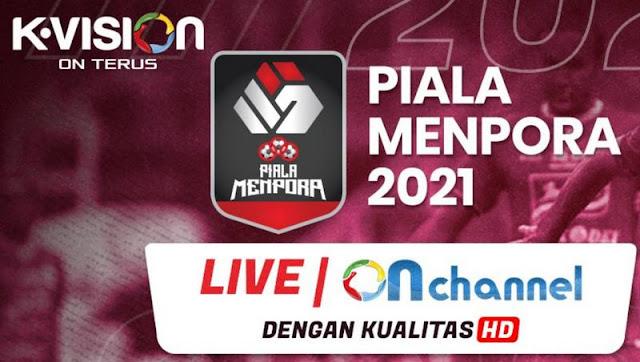 Paket Piala Menpora k Vision