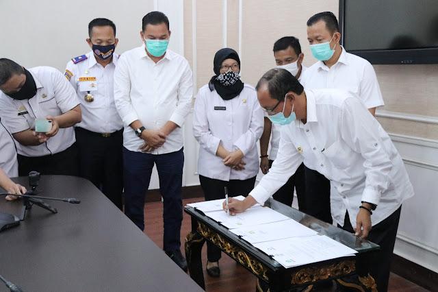 Pemkot Palembang Sinergi dengan Gojek Tingkatkan Pelayanan