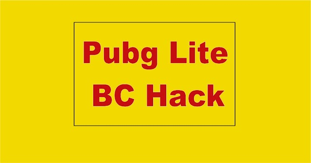 pubg mobile lite bc hack kaise kare, pubg lite bc generator