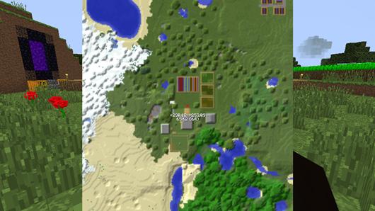 minecraft rei minimap 1.7.10
