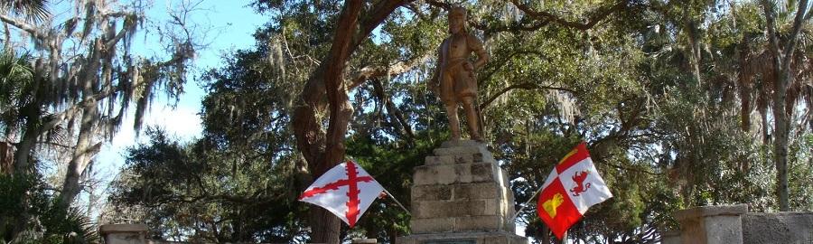 Estatua a Juan Ponce de León