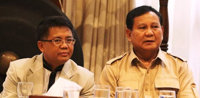PKS: Prabowo Bertemu Jokowi Bukan Berarti Bergabung