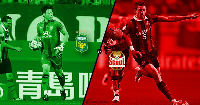 Jeonbuk Hyundai Motors verse FC Seoul on the final day of the K-League Classic 2016. Winner takes all.