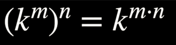 exponent-of-exponent