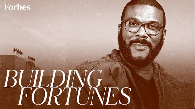 How Tyler Perry Became a Billionaire