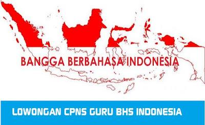 LOWONGAN CPNS GURU BAHASA INDONESIA SE  INDONESIA TAHUN  LOWONGAN CPNS GURU BAHASA INDONESIA SE  INDONESIA TAHUN 2018