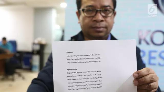 Gara-Gara Kasus Kimi Hime, Kemkominfo Ingatkan YouTuber Buat Konten Positif