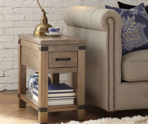 small chairside table