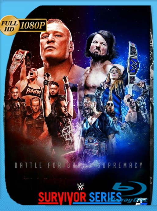 WWE Survivor Series (2019) HD [1080p] Latino [GoogleDrive] SilvestreHD