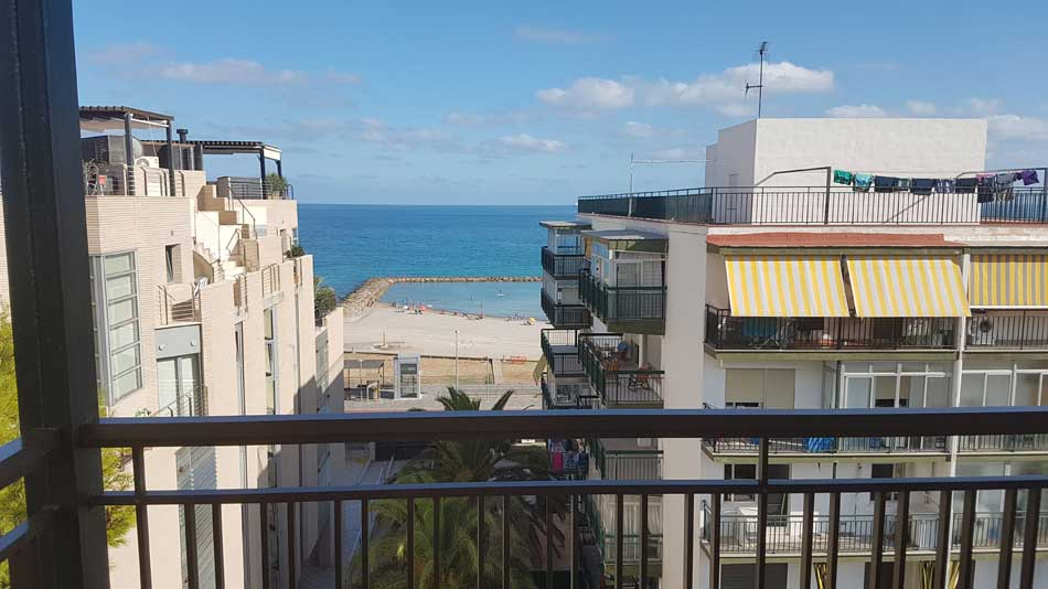 apartamento en alquiler calle les barraques benicasim terraza5