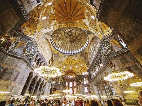 Interior_Hagia_Sophia-poza-Vacanta-istanbul-am-fost-acolo