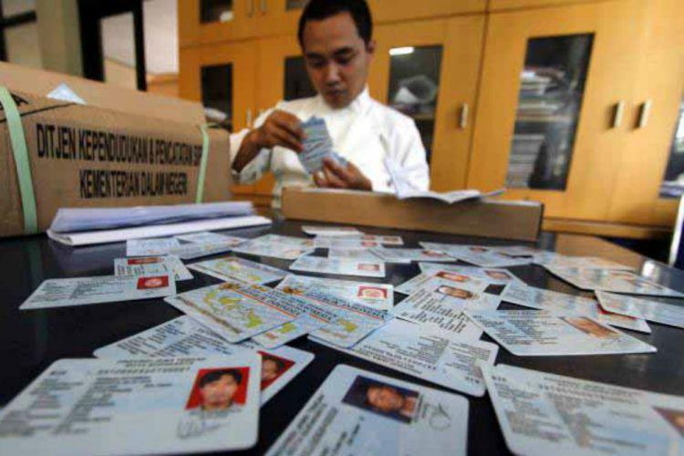 Masih Ada 5,38 Juta Penduduk Belum Lakukan Perekaman e-KTP