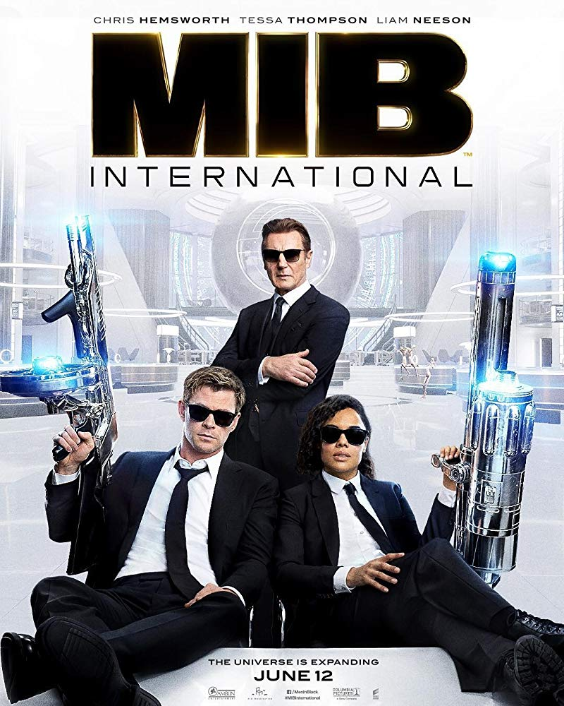 Full Movie Men In Black : International 2019
