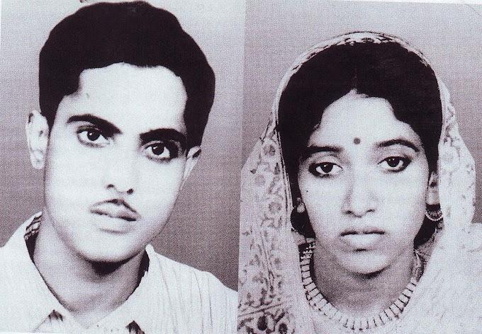 Rare pictures of Pranab Mukherjee and family - प्रणब मुखर्जी की कुछ ख़ास तस्वीरें