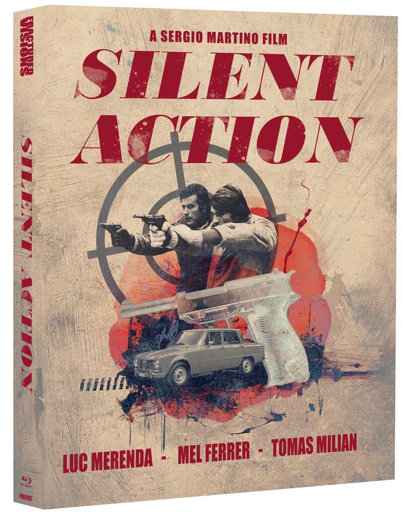 silent action bluray