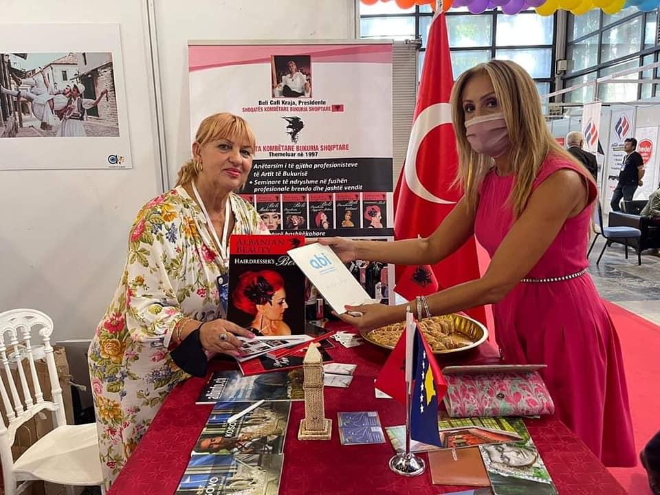 Uluslararası Ticaret, Kültür ve Turizm Festivali Ankara Altınpark Expo Fuar Alanı, Albanian Embassy in Turkey
