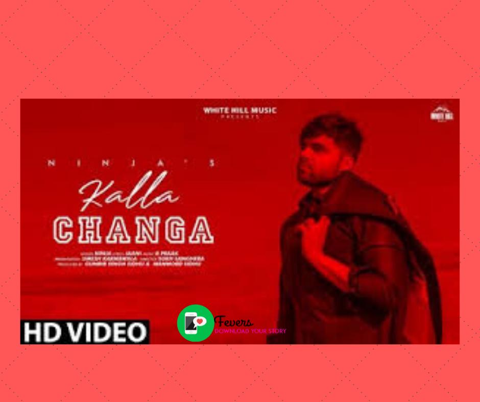 Kalla Changa Ninja New Whatsapp Status Video