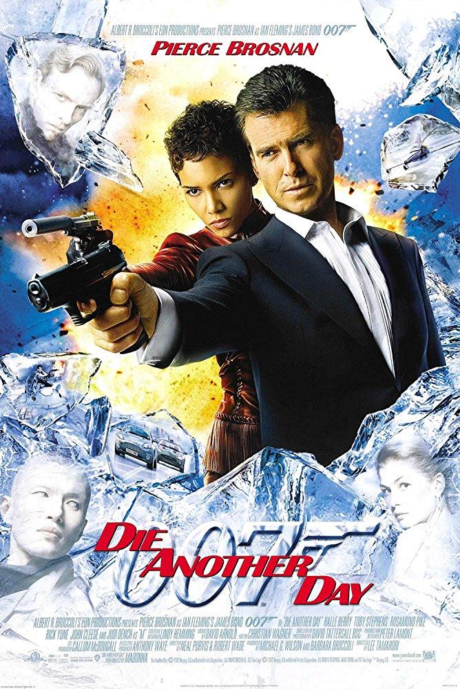 Die Another Day (2002) Full Movie Dual Audio [Hindi+English] 720p BluRay 1GB