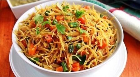 कैसे बनाएं नमकीन सेवइयां बनाने की विधि | Salted Vermicelli Recipe in Hindi