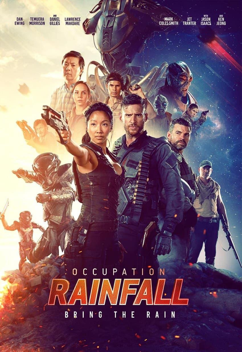 «Оккупация: Миссия «Дождь»» - Постер