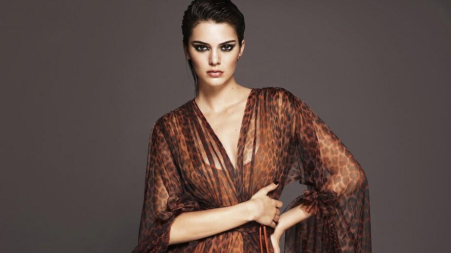 Kendall Jenner, Model, Photoshoot, 4K, #6.2487