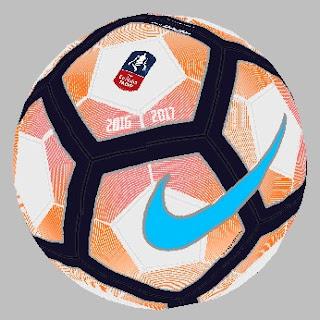 Ball Nike Ordem Fa Cup 16-17 Pes 2013