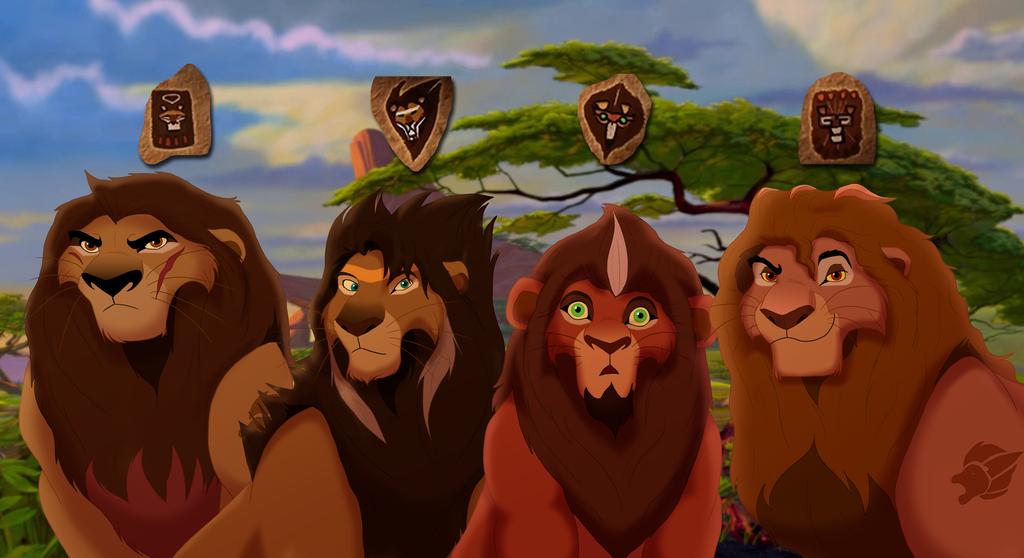 Stories Lion King Histórias Rei Leão O Reinado De Mufasa Part 4