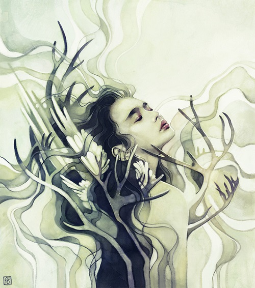 """Stag"" por Anna Dittmann 