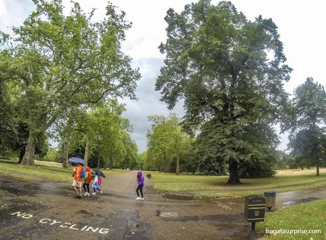 Kensington Gardens, Londres